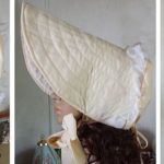 Long Brimmed Bonnet
