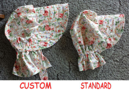 Custom Made Bonnet-services Rawhide Gifts Gallery