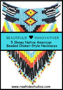 5-showy-native-american-beaded-chocker-style-necklaces