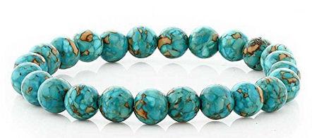Blue=Green-Turquoise-Round-Bracelet