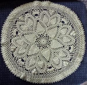 Needlework Creative Crochet Doily Patterns-Patricia Kristofferson Patterns