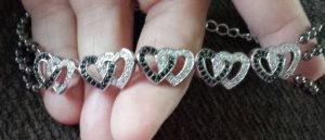 Montana Silversmith DoubleHeart Bracelet Review