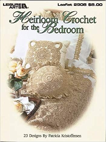 Needlework Creative Crochet Doily Patterns