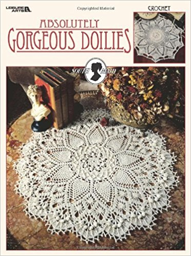 Needlework Creative Crochet Doily Patterns by Patricia Kristofferson