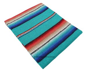 turquoise-navy-red-black-serape-throw