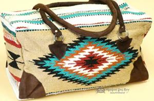 overnight saddle blanket bag
