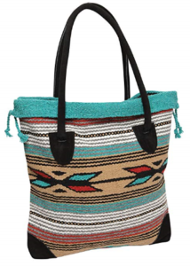 Arrow Design Saddle blanket purse