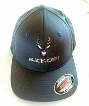Buck off Cap Embroiderd Design